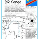 Democratic Republic of Congo - Printable handout