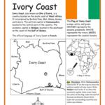 Ivory Coast - Printable handout